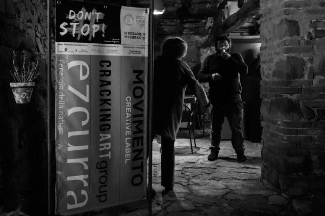 """Don't stop"" a Caravan Serraglio"